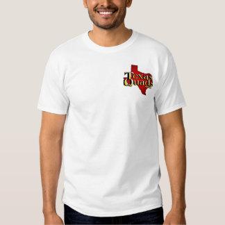 Texas Quads Bonkin' Nanners II - White Shirt