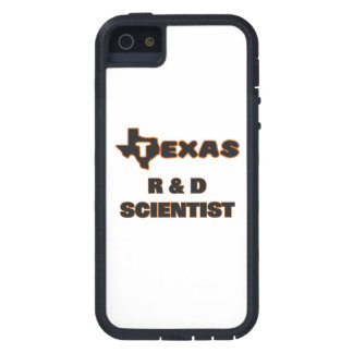 Texas R & D Scientist Case For iPhone 5