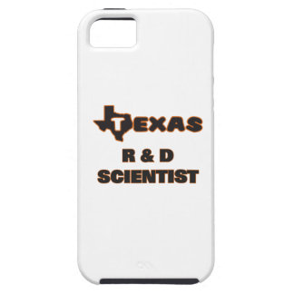 Texas R & D Scientist iPhone 5 Covers