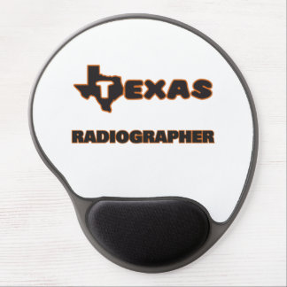Texas Radiographer Gel Mouse Pad