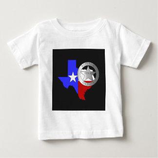 Texas Ranger Tea Party - Black Baby T-Shirt