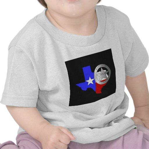 Texas Ranger Tea Party - Black Shirt