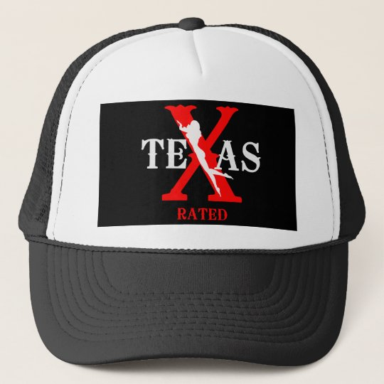 Texas Rated - X Rated Trucker Hat