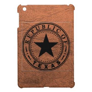Texas (Republic of Texas Seal) Cover For The iPad Mini