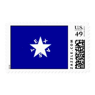 Texas Republic Stamp