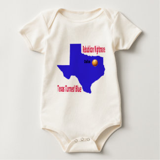 Texas Republican Nightmare Baby Bodysuit
