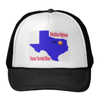 Texas Republican Nightmare Trucker Hat