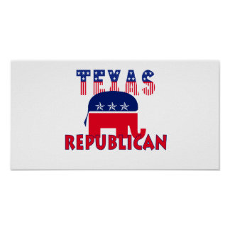 Texas Republican Print