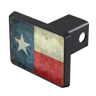Texas - Retro Tow Hitch Covers
