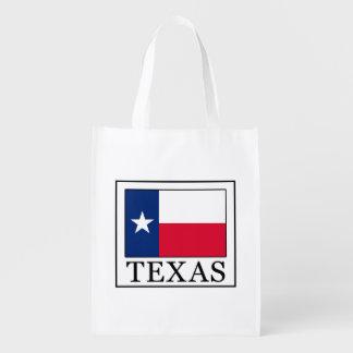 Texas Reusable Grocery Bag