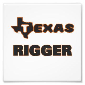 Texas Rigger Photo Print