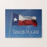 Texas Rocks! - Puzzle