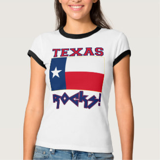 Texas Rocks! T-Shirt