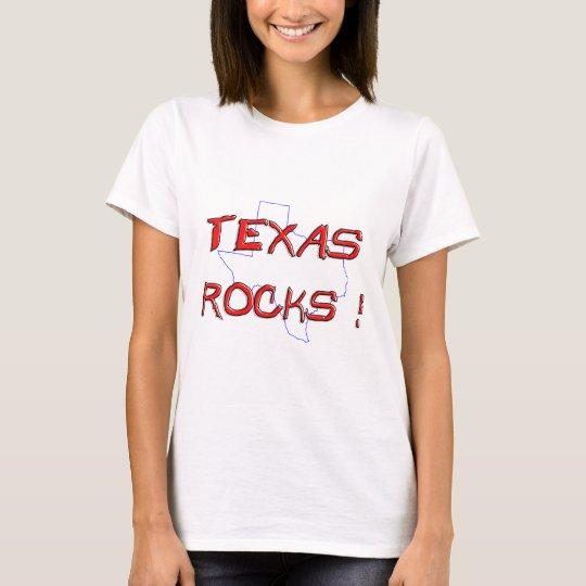 Texas ROCKS T-Shirt