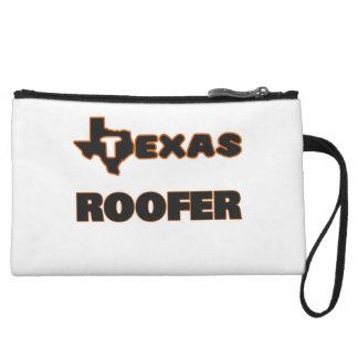 Texas Roofer Wristlet Clutches