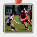 Texas Rugby Ornaments