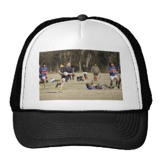 Texas Rugby Trucker Hat