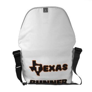 Texas Runner Messenger Bags