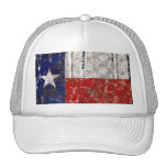 Texas Rusted Lone Star State Flag Mesh Hat