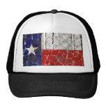 Texas Rusted Lone Star State Flag Trucker Hat