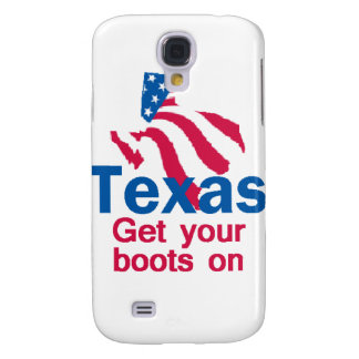 TEXAS SAMSUNG GALAXY S4 CASE
