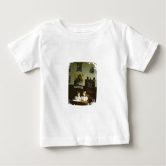 Texas School Girls Baby T-Shirt