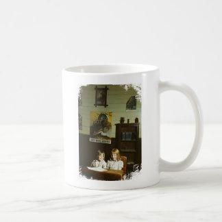 Texas School Girls Classic White Coffee Mug