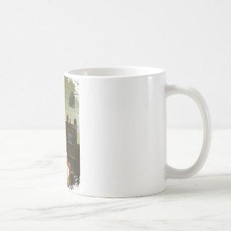 Texas School Girls Coffee Mugs
