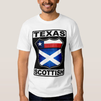 Texas Scottish American Shirt