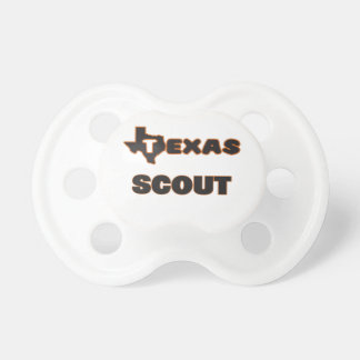Texas Scout BooginHead Pacifier