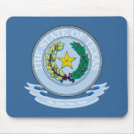 Texas Seal Mouse Pad