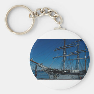 Texas Seaport museum Key Chain