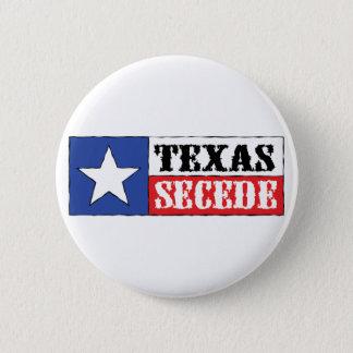 Texas Secede Button