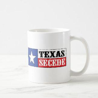 Texas Secede Coffee Mug