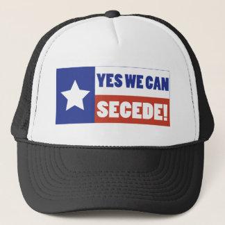 Texas Secede Trucker Hat