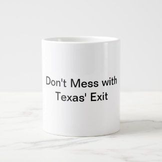Texas Secession Mug Extra Large Mugs