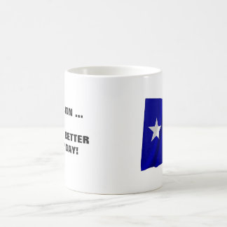 Texas Secession Sounds Better Every Day Classic White Coffee Mug