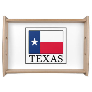 Texas Serving Tray