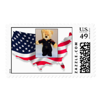 Texas sheriff bear stamps
