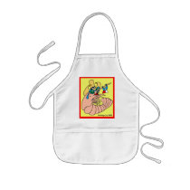 TEXAS SHRIMP KIDS' APRON