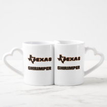 Texas Shrimper Coffee Mug Set