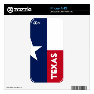 Texas Skin For The iPhone 4S
