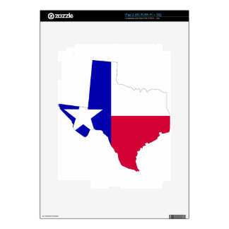 texas skins for the iPad 2