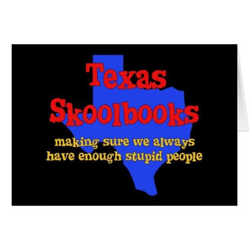 Texas Skoolbooks Cards