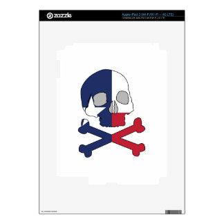 Texas Skull Flag iPad 3 Skin