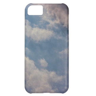 Texas Sky iPhone case Cover For iPhone 5C