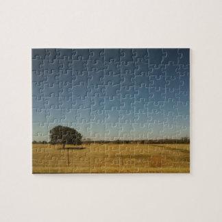 Texas Sky Jigsaw Puzzle
