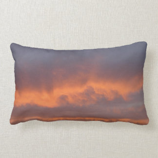 Texas Sky Throw Pillow