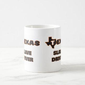 Texas Slave Driver Classic White Coffee Mug