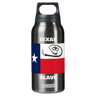 TEXAS SLAVE SIGG THERMO 0.3L INSULATED BOTTLE